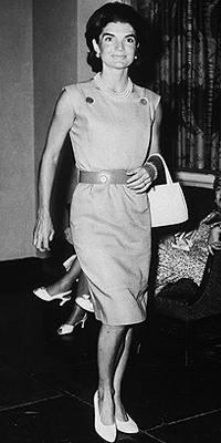 Jacqueline Kennedy, Moda primeras damas