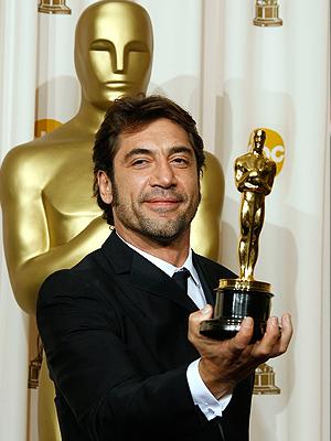 Javier Bardem, Oscar