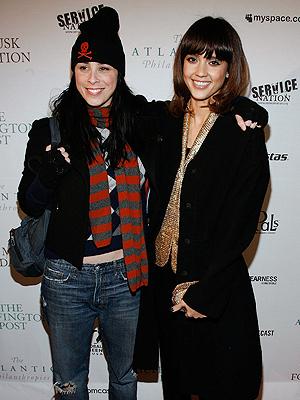 Jessica Alba, Sarah Silverman