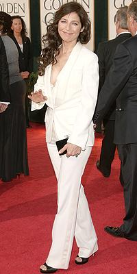 Catherine Keener, Golden Globes mal vestidos