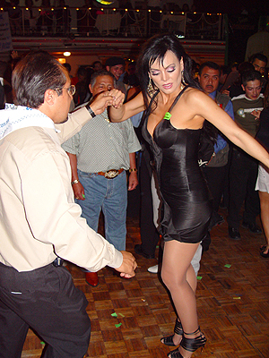 Maribel Guardia, Bailadores