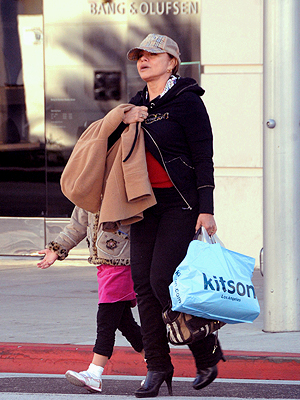 SHOPPING IN L.A.