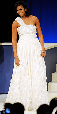 Michelle Obama, Moda de primeras damas