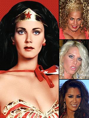 La Mujer Maravilla, Niurka Marcos, Ninel Conde, Lorena Herrera