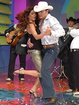 Patricia Manterola, Latin Lover, Bailadores