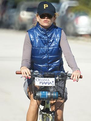 Paulina Rubio, Bicicleta, Miami