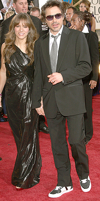Robert Downey Jr, Golden Globes mal vestidos