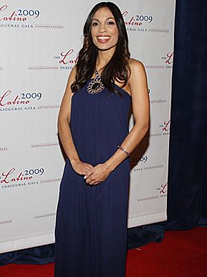 Rosario Dawson, Gala Inaugural Latina