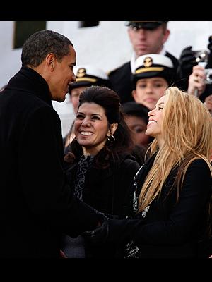 Sharika, Barack Obama