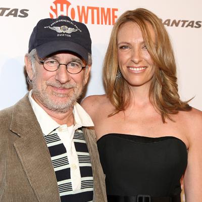 Toni Collette, Steven Spielberg