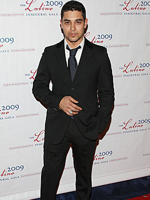 Wilmer Valderrama, Gala Inaugural Latina