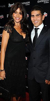 Sofía Vergara & Antonio Pérez