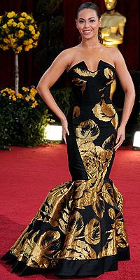 Beyonce Knowles, Oscar 2009