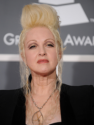 Cindy Lauper, GRAMMY 2009