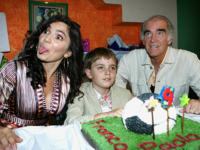 Fernándo Luján, Marta Mariana Castro, Franco Paolo Luján