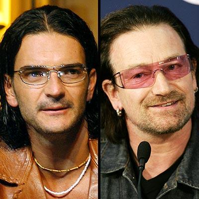 Ricardo Arjona y Bono