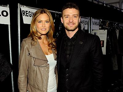 Justin Timberlake, Bar Rafaeli, Semana de la moda