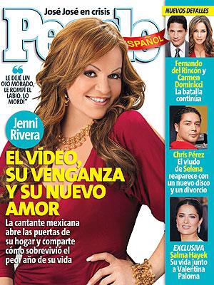 Jenni Rivera, Portada de People En Español edición de Marzo