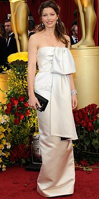 Jessica Biel, Oscar 2009