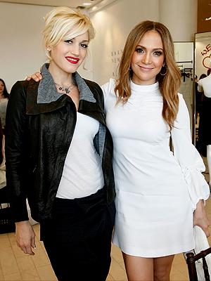 Jennifer López, Gwen Stefani