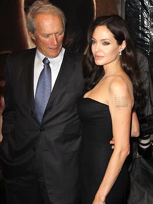 Clint Eastwood, Angelina Jolie