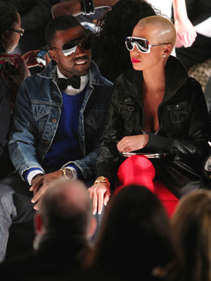 Kanye West, Semana de la moda