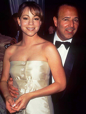 MAriah Carey, Tommy Mottola, Now and Then, Parejas