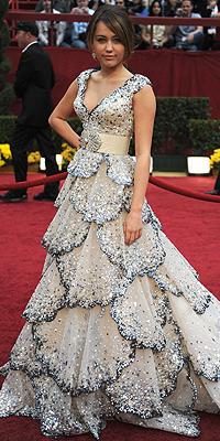 Miley Cyrus, Oscar 2009