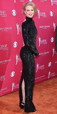 Nicole Kidman, 44th Countru Music Awards