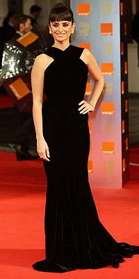 Penélope Cruz, Premios BAFTA