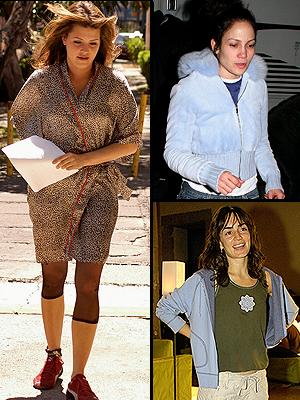 Alicia Machado, Jennifer López, Ana de la Reguera, Fachas