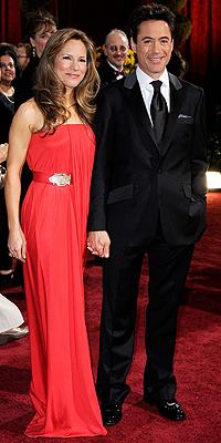 Robert Downey Jr. / Oscar 2009
