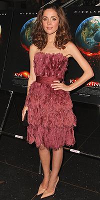 Rose Byrne, nude