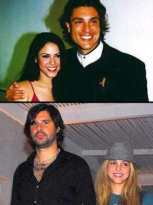Principal, Now and Then, Parejas, Shakira, Antonio de la Rúa, Osvaldo Ríos