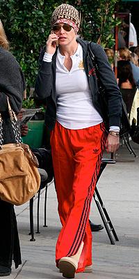 Sharon Stone, Fachas