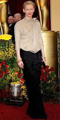 Tilda Swinton / Oscar 2009