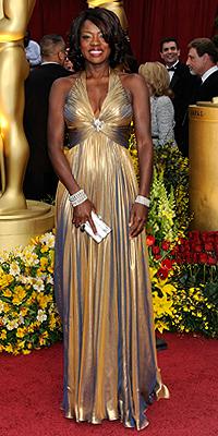 Viola Davis / Oscar 2009