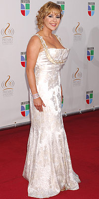 Ana María Canseco, Premio Lo NUestro 2009