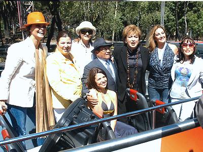 Armando Manzanero, Angélica María, Rocío Banquels, Shaila Durcal