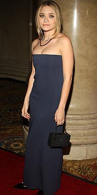 Ashley Olsen, Sin senos sí hay paraíso