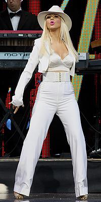 Christina Aguilera, barbies