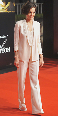 Angelina Jolie, Blanco