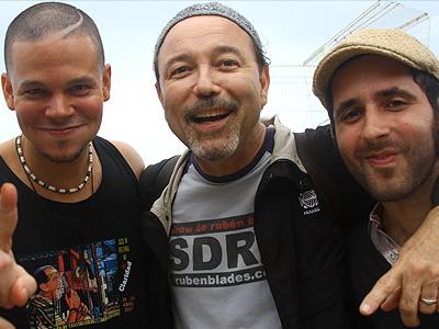 Calle 12, Rubén Blades