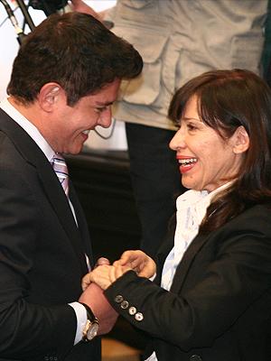 Ernesto Laguardia, María Rojo