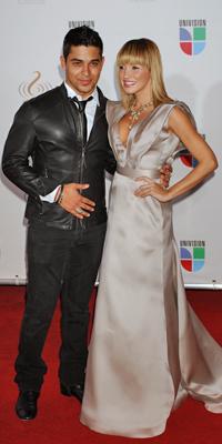 Fanny Lu,Wilmer Valderrama, Premio Lo Nuestro 2009