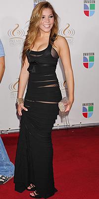 Frida Sofía, Premio Lo NUestro 2009
