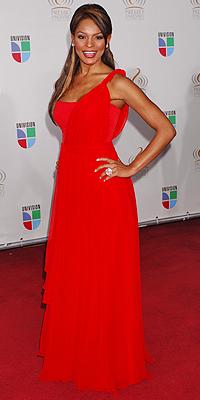 Ilia Calderón, Premio Lo NUestro 2009
