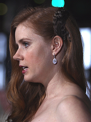 Amy Adams, Cabello
