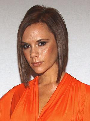Victoria Beckham, Cabello
