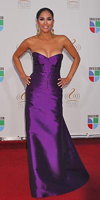 Karla Martínez, Premio Lo NUestro 2009
